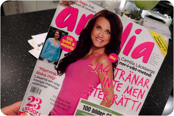 Kuvassa Camilla Läckberg.