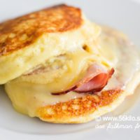 Croque Monsieur (Toast) LCHF