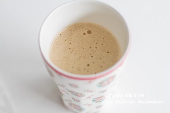 bullet kaffe viktminskning