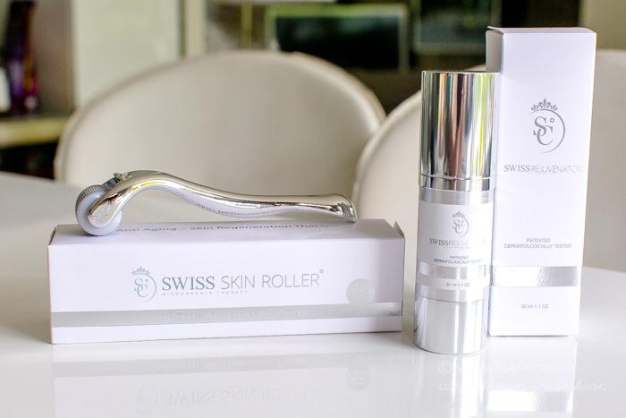Swiss skin renewal test