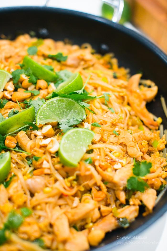 thaimat recept kyckling