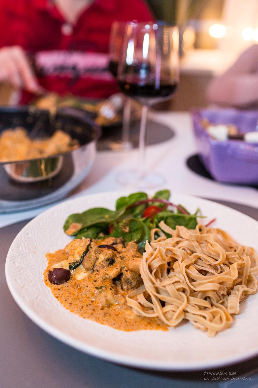 italiensk pastagratäng jennys matblogg