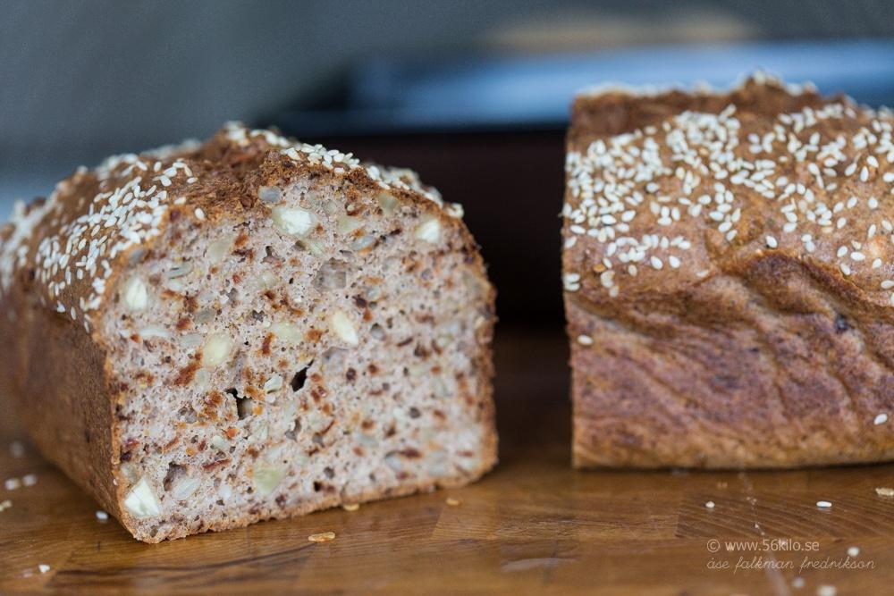 recept bröd fint rågmjöl