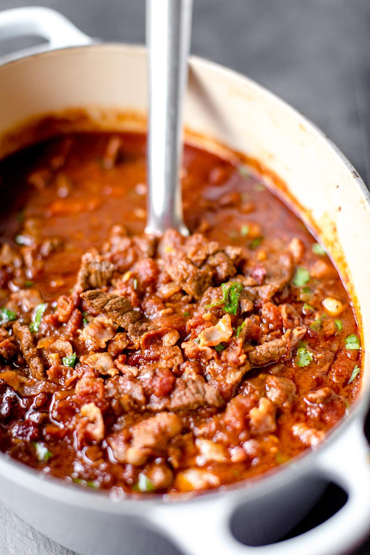 stark chili con carne recept